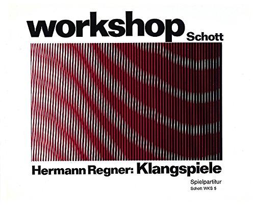 Klangspiele 4h/Slagwerk Part. Piano