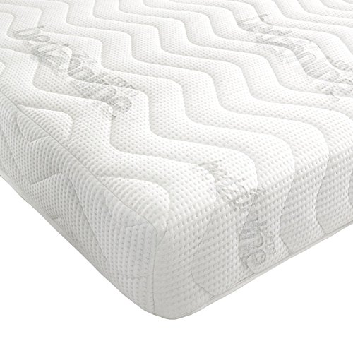 European Size 3ft Single 200x90cm Memory Foam Mattress All Standard Sizes Available At Shop