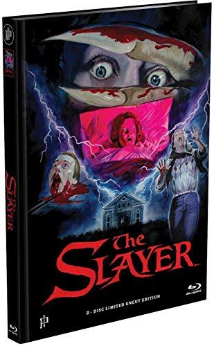 The Slayer - Mediabook - Uncut - Limitierte Edition (+ DVD) [Blu-ray]