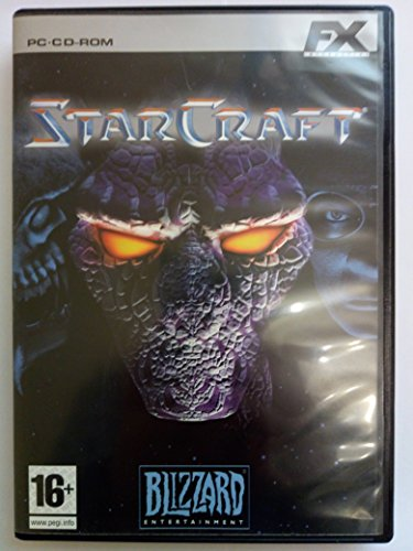 StarCraft - PC/Mac by Blizzard Entertainment