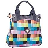 Chiemsee Umhängetasche Ladies Handbag Small, Cessy Cabaret, 42 x 37 x 11 cm, 11 Liter, 5080043