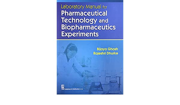 amazon in buy laboratory manual for pharmaceutical technology and rh amazon in Microbiology Lab Lab Testing Equipment