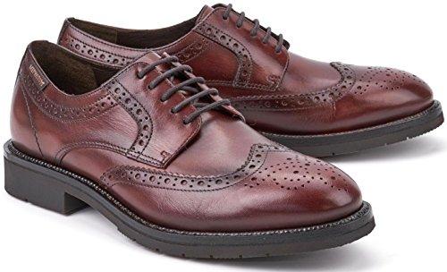 Mephisto , Chaussures de ville à lacets pour homme vierge Bordeaux