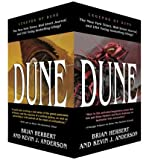[(Dune Boxed Mass Market Paperback Set #1: Dune: The Butlerian Jihad, Dune: The Machine Crusade, Dune: The Battle of Corrin)] [Author: Brian Herbert] published on (October, 2006)