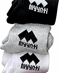 MYYNTI ankle & liners cotton socks for man pair of 3