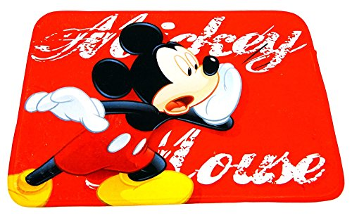 Disney Mickey Mouse AR341/99033 - Alfombra baño mickey mouse 60 x 100