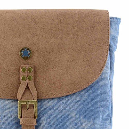 Centaure A-1186 sac à dos Caminatta Bleu