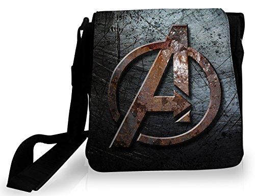 FS - Sacoche Avengers Logo