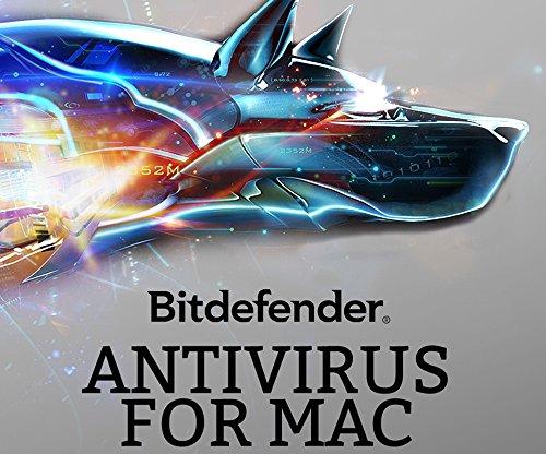 Produktbild Bitdefender Antivirus for Mac 2017 - 1 Jahr / 1 Gerät