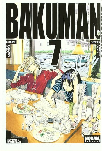 Bakuman 7 by Tsugumi Obha (2011-09-23)