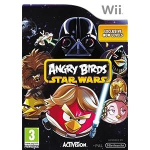 Angry Birds Star Wars (Nintendo Wii)