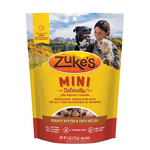 La Mini Naturals de Zuke sana húmedo formación Treats