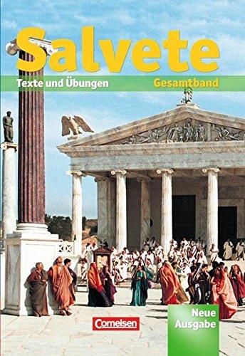 Salvete - Aktuelle Ausgabe / Schülerbuch (Gesamtband),