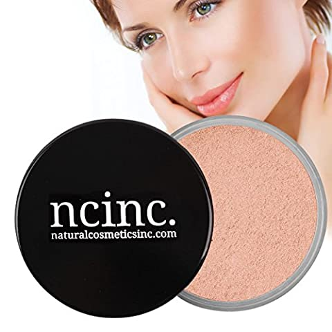 Mineral Makeup Blusher - Bare Naked Skin Mineral Makeup Blush Blusher, Minerals Make Up by NCInc - Multiple Size Jars