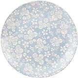Julie Dodsworth 26 cm Earthenware the Fledgling Dinner Plate, Blue