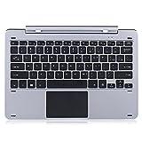 Original Chuwi Hi12 Multimode Drehwelle Tastatur Magnetische Docking Pogo Pin Trennbar Design, Hi 12 Metall Rotation Tastatur für 12,0 Zoll Tablet