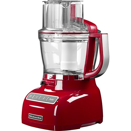KitchenAid 5KFP1335 - Robot de cocina rojo