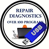 Picture Of PC Computer Laptop Repair Recovery Fix USB for Windows 10 8 7 Vista XP