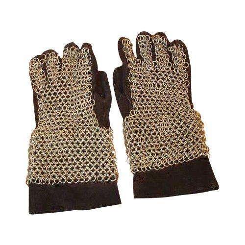 Preisvergleich Produktbild Kettenhandschuhe für Mittelalter Rüstung