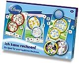 Noris 60 696 5751 - Disney-Lernspiel 'Ich kann rechnen'