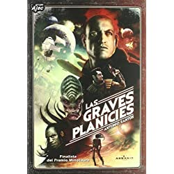 Graves Planicies,Las (Arrakis Ficcion) Finalista Premio Minotauro 2009