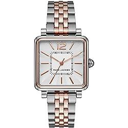 Marc Jacobs MJ3463 - Reloj con correa de metal, para mujer, multicolor