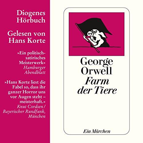 Buchseite und Rezensionen zu 'Farm der Tiere' von George Orwell