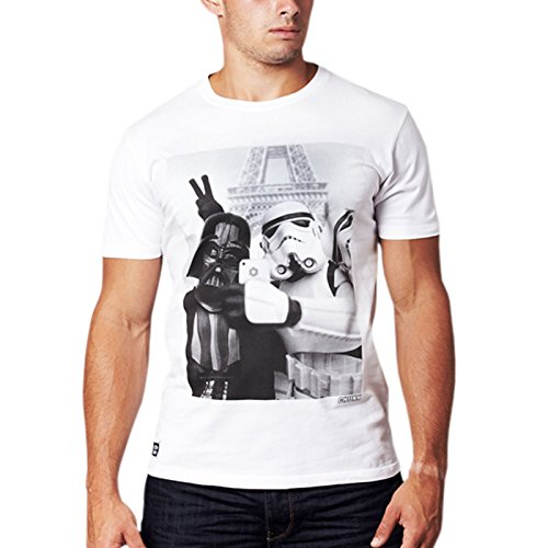 Chunk Clothing Star Wars Trooper Selfie T Shirt (Weiß) - X-Large