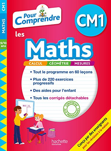 Pour Comprendre Maths CM1 par Jean-Paul Blanc