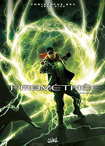 Prométhée 19 - Artefact par Digikore Studios, Christophe Bec