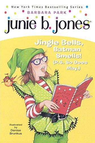 Jingle Bells, Batman Smells! (P.S. So Does May) Hardcover