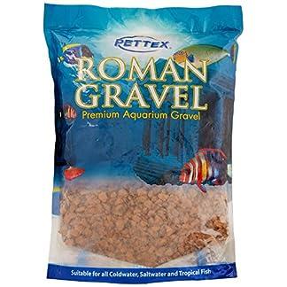 Aquatic Roman Gravel Bronze Pebbles, 8 Kg 12