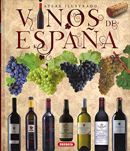Vinos de España (Atlas Ilustrado) por V.V.A.A.