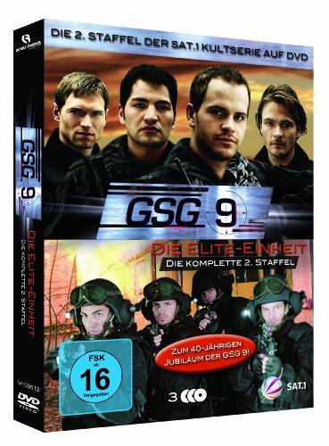 GSG 9: Die Elite-Einheit - Staffel 2 (3 DVD-Box) (Box Einheit)