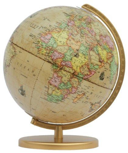 Columbus Renaissance Globe beleuchtet 603014F, Durchmesser 30cm