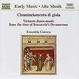 Best Dance Music Cds - Chominciamento Di Gioia : Virtuoso Dance Music Review