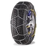 Michelin 92307 Schneekette, M1 Extrem Grip 59, ABS und ESP kompatibel, TÜV/GS und ÖNORM, 2 Stück