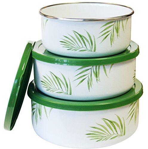 Corelle Coordinates 6-Piece Small Bowl Set, Bamboo Leaf by Corelle Bamboo Leaf Bowl