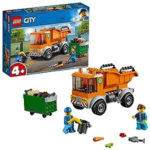 LEGO City - Camion della spazzatura, 60220 5702016369526 LEGO