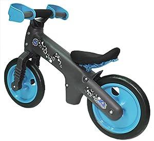 Ultrasport - My First Bike, bicicleta sin pedales, con protecciones para las manos, color azul (340700000008)