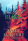 Beautiful Burn: A Novel (The Maddox Brothers Series Book 4) (English Edition)