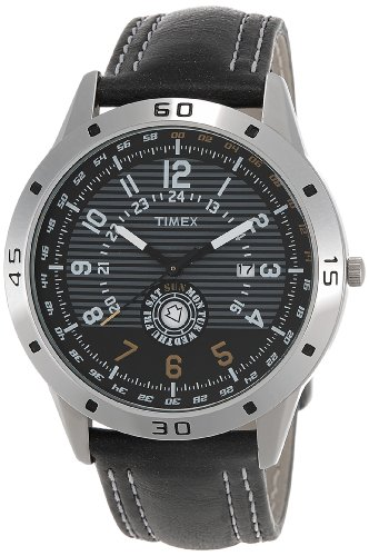 Timex Fashion Analog Multi-Color Dial Men's Watch - TI000U90100