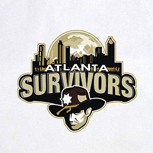 Atlanta Survivors - Stofftasche / Beutel Braun