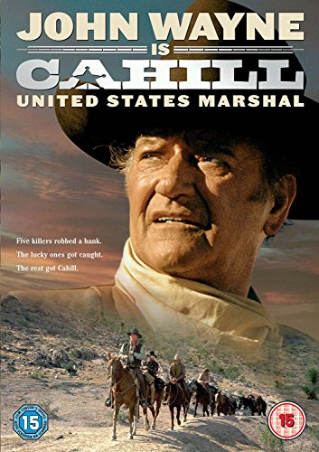 Cahill - U.S. Marshall [UK Import] (John Hot Wayne Toys)