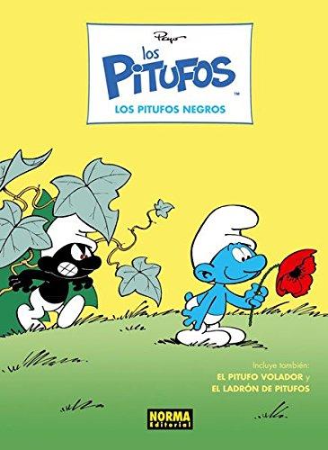 Los pitufos 1.Los pitufos negros (INFANTIL Y JUVENIL) - 9788467911572 por Peyo e Y. Delporte