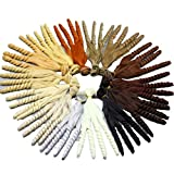 Fully 3stk. Puppen-Perücke Gewelltes Lockiges Haar Perücke Haarperücke Haarteil 20 X 100CM/7.8 X...