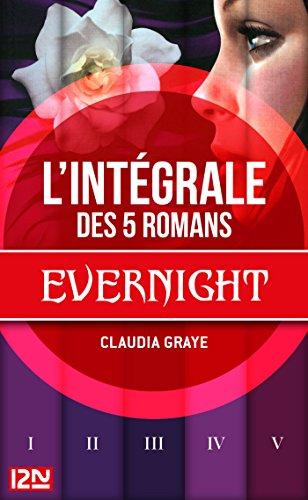 Intégrale Evernight par [GRAY, Claudia]