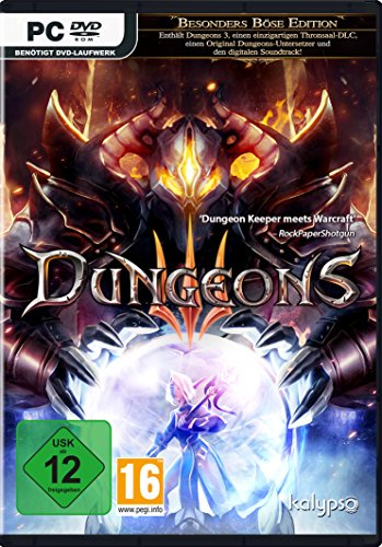 Dungeons 3 [PC] Für Windows 8/10