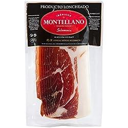 Montellano Iberico Schinken in Scheiben - 24 Monate gereift - 1er Pack (1 x 100 g)