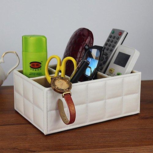Kaffeetisch Fernbedienung Aufbewahrungsbox Büro Desktop Schreibwaren Kosmetik-Boxen Finishing Racks Korea kreativ , #3